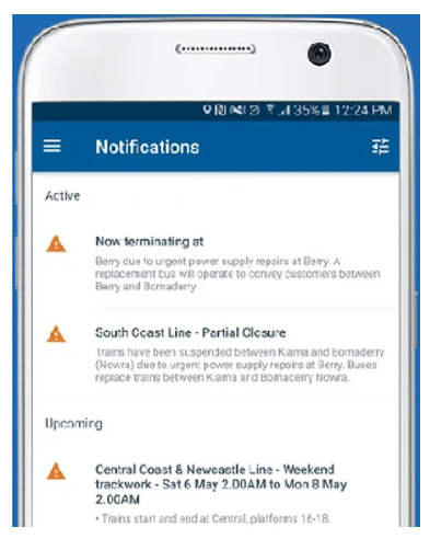 Emergency Response Notifications