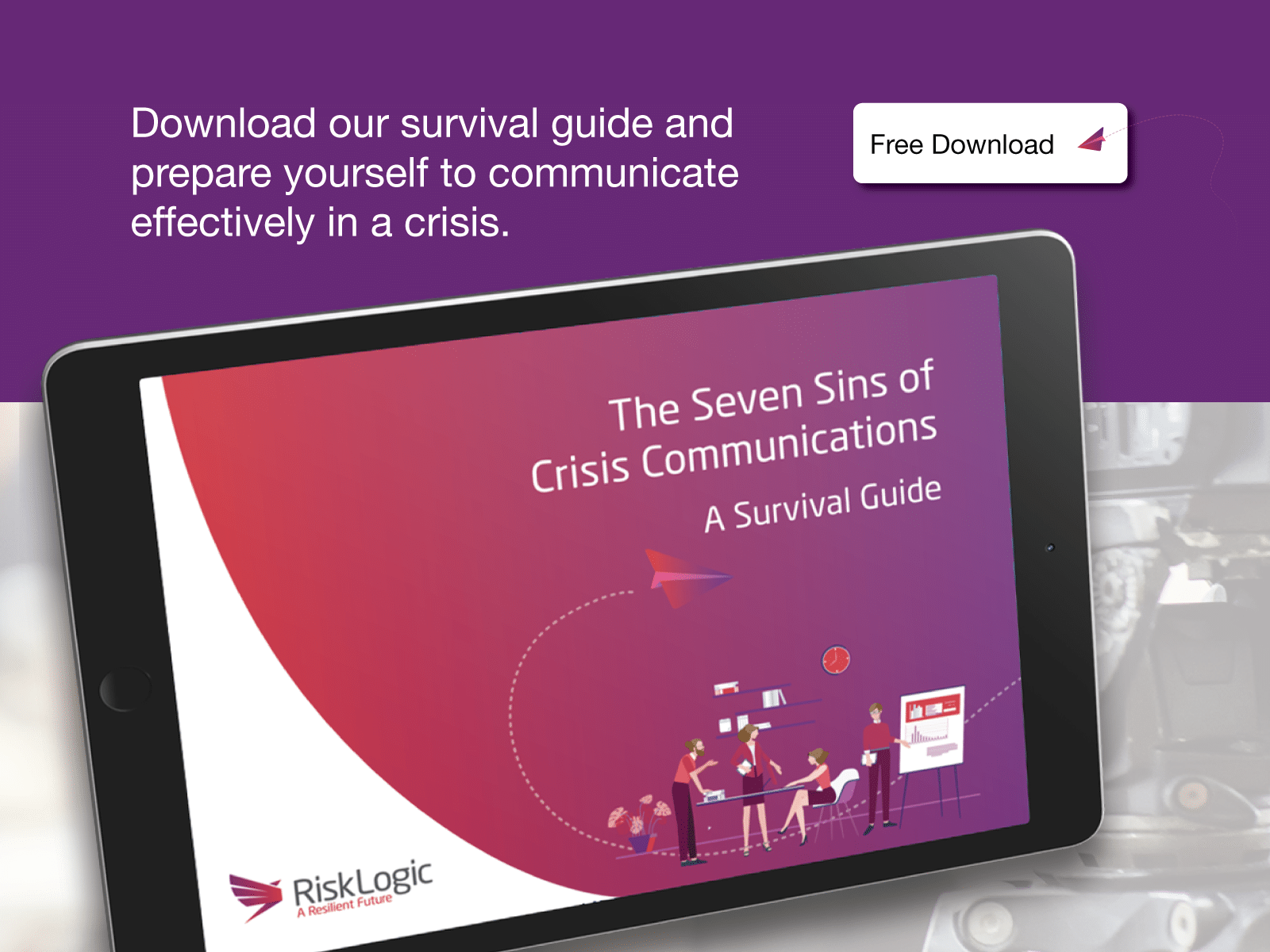 The seven sins of crisis communications
