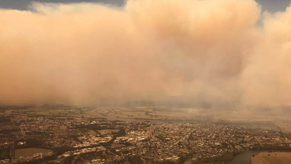 Bushfire haze a threat to business continuity
